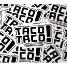 Rectangle Stickers 120x60mm