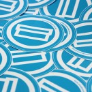 Round Stickers 150mm