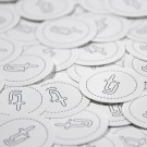 Round Stickers 50mm