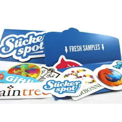 Sticker Sample Pack